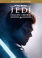 STAR WARS Jedi: Fallen Order - Deluxe Edition is 28.99 (42% off) via DLGamer