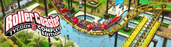 RollerCoaster Tycoon 3 Complete Edition is $9 (55% off)