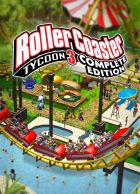 RollerCoaster Tycoon 3 Complete Edition is 10 (50% off)