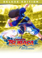 Captain Tsubasa: Rise of New Champions – Deluxe Edition is 42.5 (50% off)