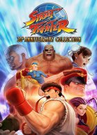 Street Fighter 30th Anniversary Collection is 13.39 (55% off)