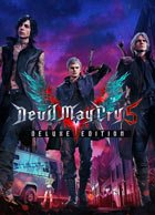 Devil May Cry 5 Deluxe is 25.46 (27% off) via DLGamer
