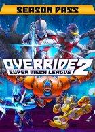 Override 2: Super Mech League - Ultraman Season Pass DLC is 9.74 (35% off) via DLGamer