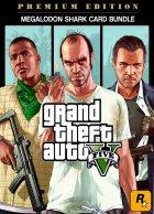 Grand Theft Auto V: Premium Online Edition & Megalodon Shark Card Bundle is 57.32 (36% off) via DLGamer