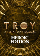 A Total War Saga: TROY - Heroic Edition is $45.89 (52% off)