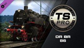 0b00c98704f Buy TRAIN SIMULATOR: DR BR 86 Loco (DLC) CD Key at the best price