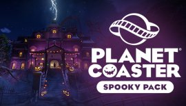 Planet Coaster - Spooky Pack is $5.5 (50% off)