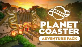 Planet Coaster - Adventure Pack (DLC) is $5.5 (50% off)