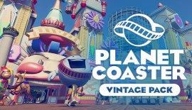 Planet Coaster - Vintage Pack (DLC) is $5.5 (50% off)
