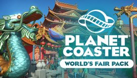 Planet Coaster - World's Fair Pack is $5.5 (50% off)